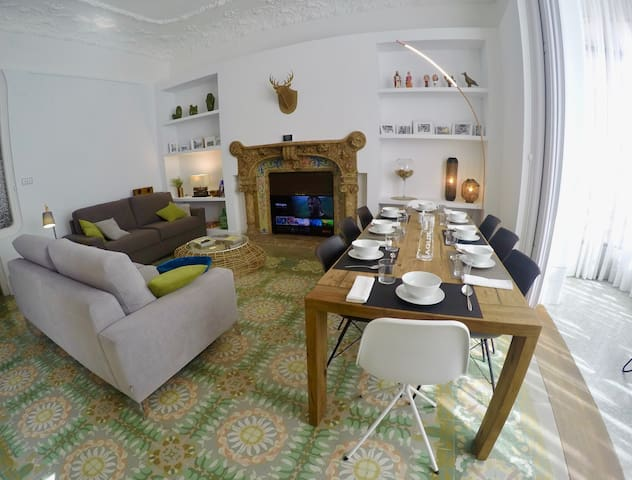 An exclusive space to enjoy in the Penedès