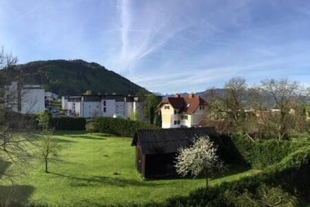 Wohnung mit Panoramafenster - Gmunden