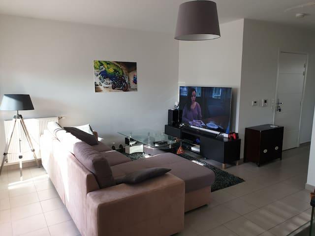 Appartement 70m2 avec chambre privé à Bordeaux-Lac