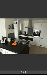 Loue chambre dans bel appartement - Strasbourg - Flat