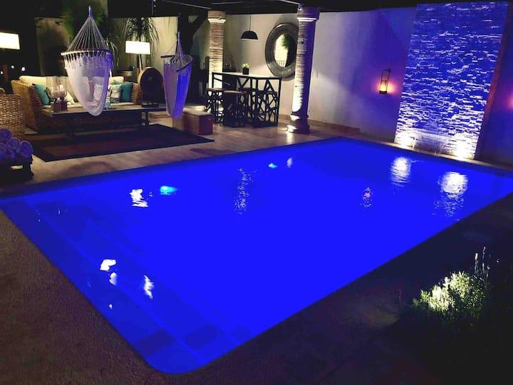 4-LOFT en microhotel boutique  Romántico-Paz relax