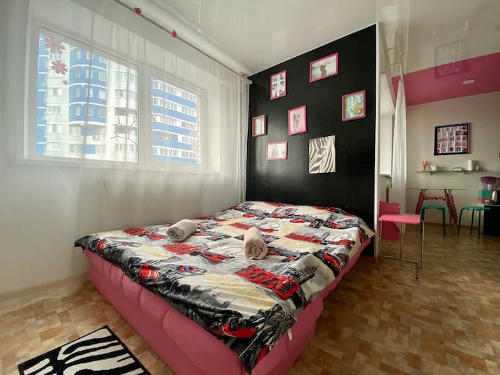 Miracle Apartment Zakirova