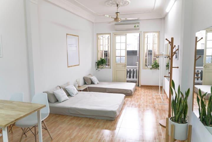 YassGawd➳⊙Affordable Minimalist Room in Center