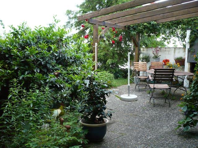Idyllisches Plätzchen im Dreiländereck - Rümmingen - Ev