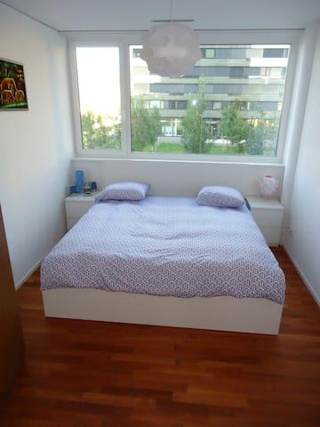Gemütliche Wohnung neben Bodensee und Bahnhof - Rorschach - Apartament