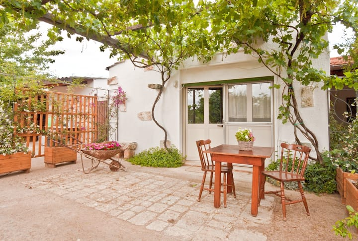 Cozy house in the countryside of Puglia
