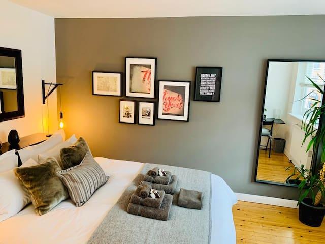 Luxury En-suite in the North Laine