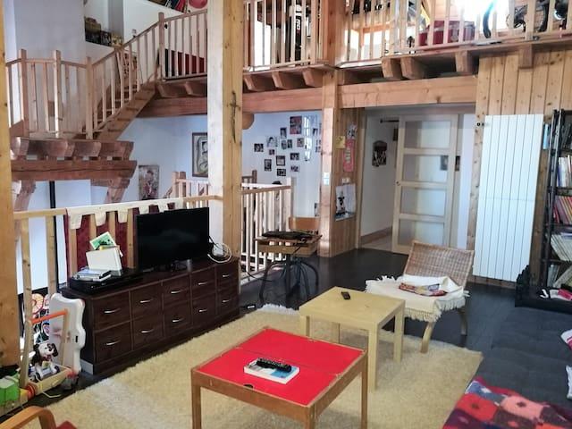 Grande maison dans hameau savoyard - La Roche-sur-Foron - Hus