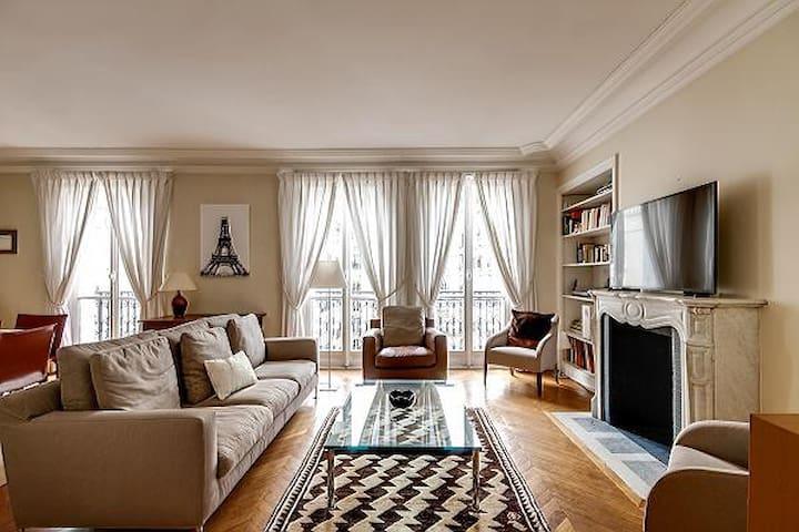 Champs Elysees - Le Sueur - Paris - Apartemen