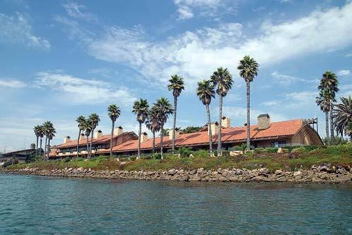 Harbortown Point Marina Resort & Club Ventura, Ca