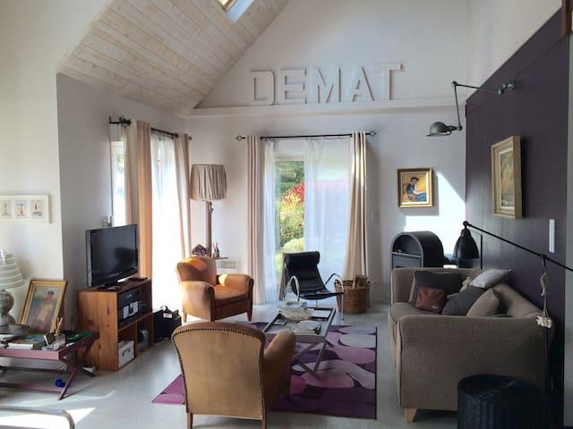 Proche Saint-Malo, Dinard, Mont-St-Michel, Dinan - Bourseul - Huis
