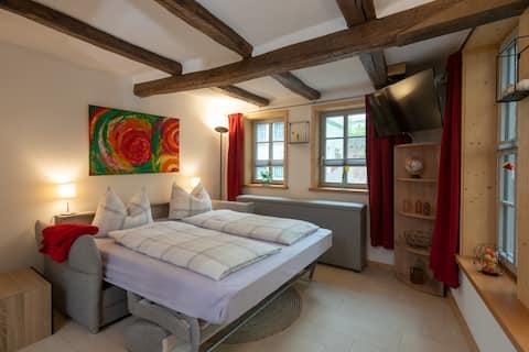 Gästehaus Am Kurpark - Wohnung 1 - EG