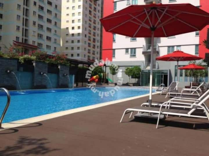 3 cozy rooms @ Puchong
