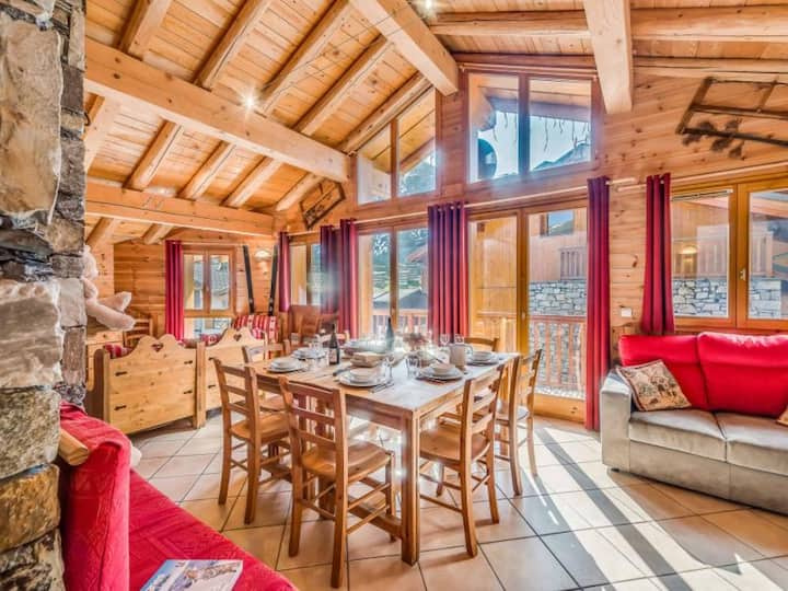 Chalet Traditionnel pour 10 personnes