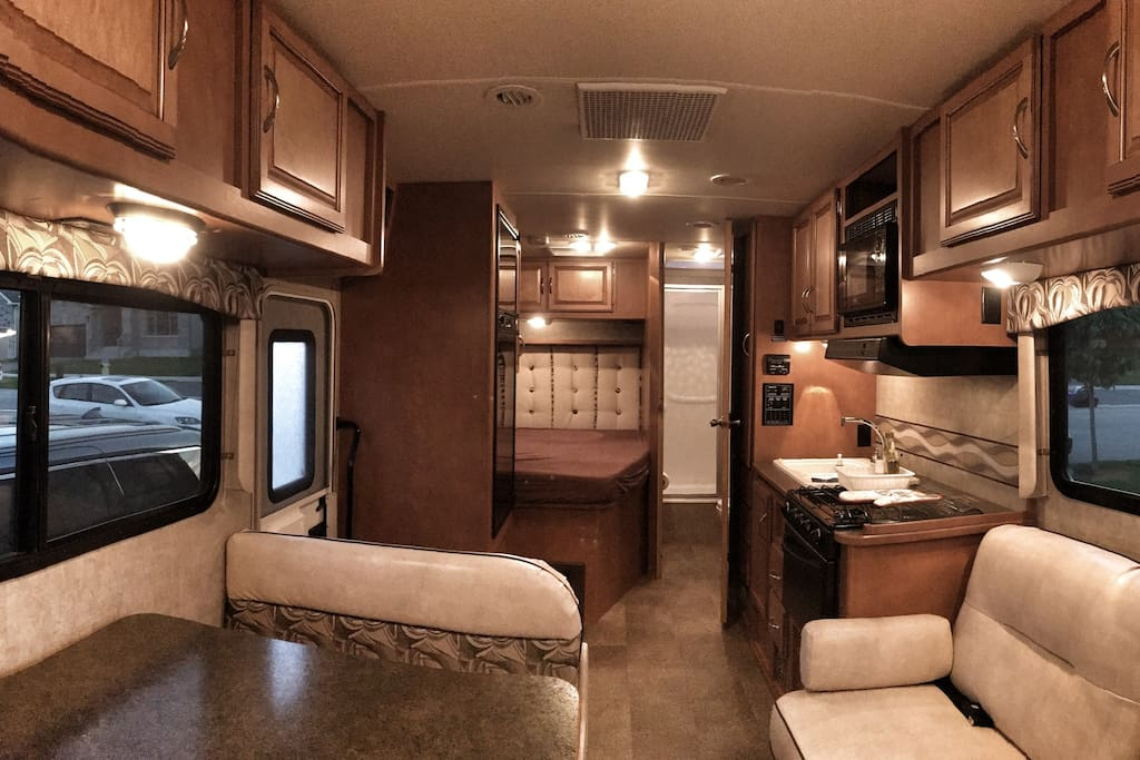Spacious, clean with all the comforts of home