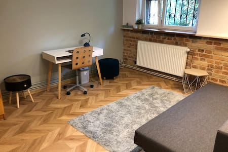 Lovely room close to the centre of Poznan