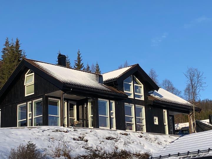 Sogndal mountain cabin