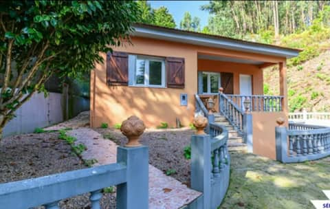 In the Heart of Managers in Rio Caldo : The Mountain house
