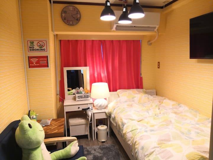 コスパよし!大阪城近くの京橋駅徒歩3分:観光やビジネスにおすすめ!405