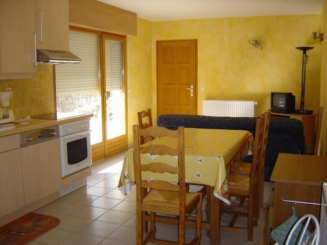 Appartement  proche du lac d'Annecy