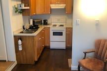 1 Bedroom Suite; Heart of Downtown