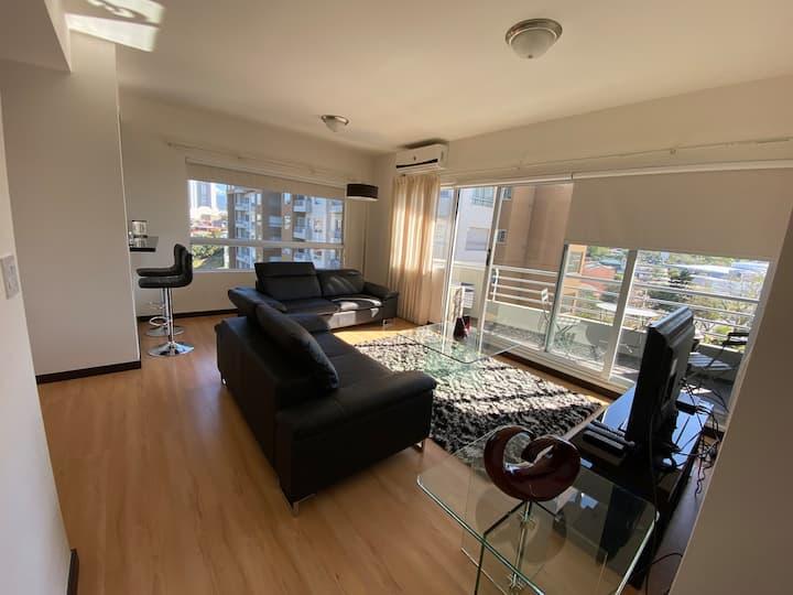 Apto de lujo con vistas espectaculares. 2 bedrooms