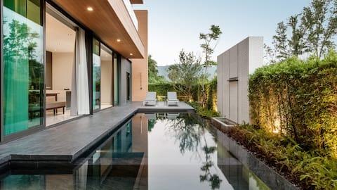 Glam Habitat 3 BR Pool Villa