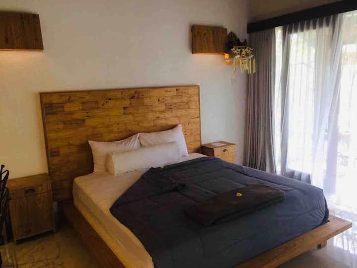 Karna house for rent in Ubud