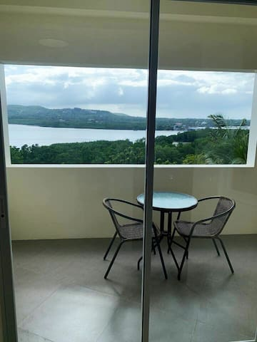 KATIE'S UNIT has a stunning view of the sea!