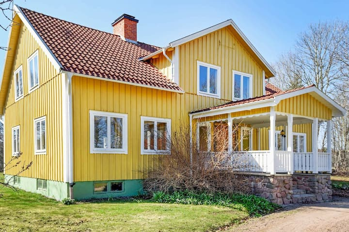 13 person holiday home in TRANÅS