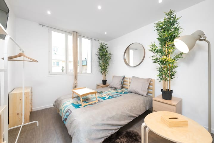 ☀beauty accommodation for 2 people in Paris ☀