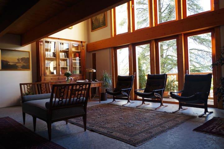 Casa nel bosco - Trento - Lägenhet