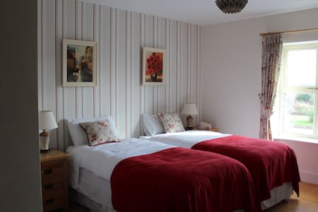 Luachra Lodge B & B - Rose Room - Killarney - Szoba reggelivel