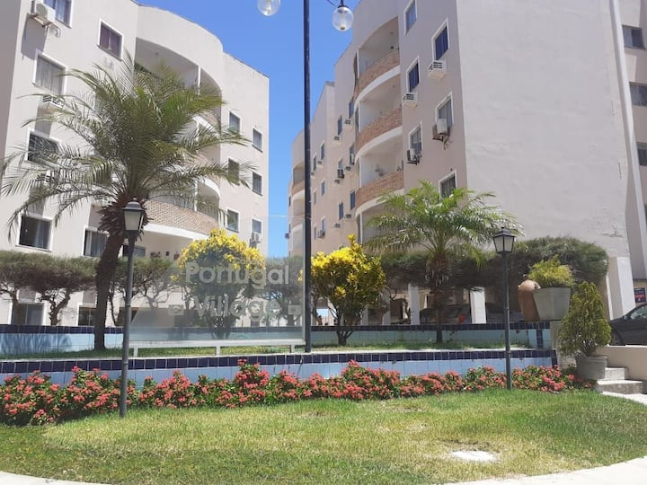 Apartamento Economico de 02 Quartos no Portugal Village