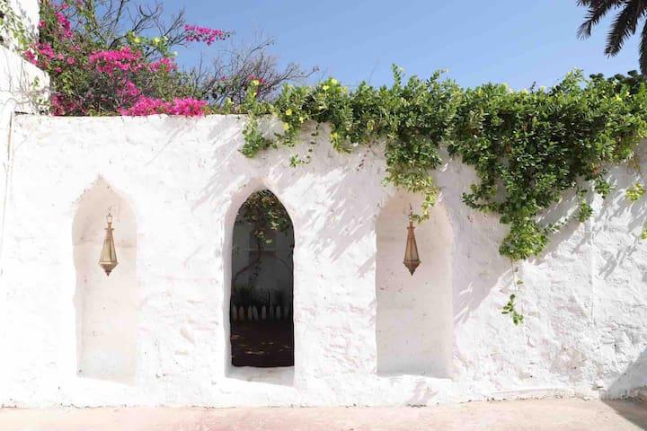 Old Omani home.