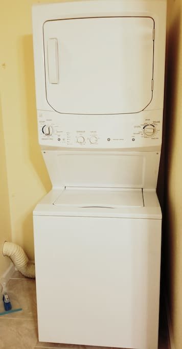 Washer and Dry