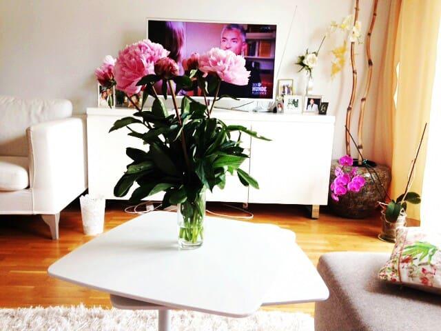 SCHWABING -Cozy, quiet, 1,5-room Apartment - München - Wohnung