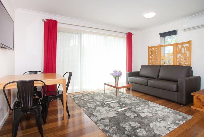 Shanghai styled one-bedroom apartment Canberra - Dickson - Appartement