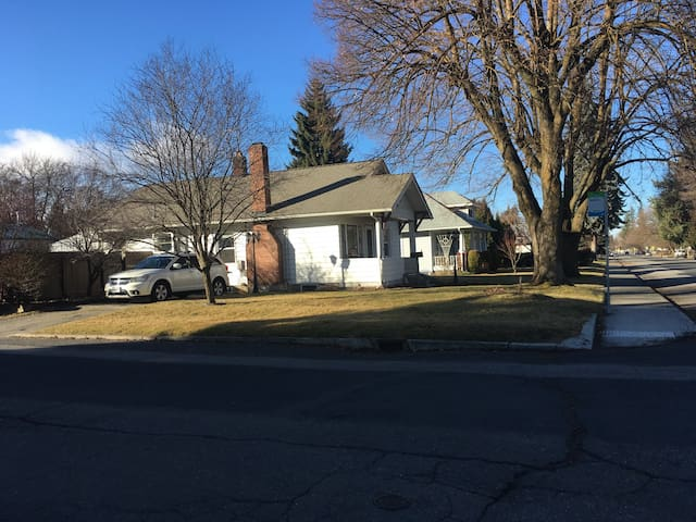 1913 Historic Craftsman Home - no clean fee