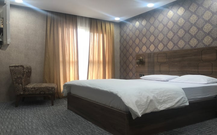 Private Double Room in vip suit - Free WiFi