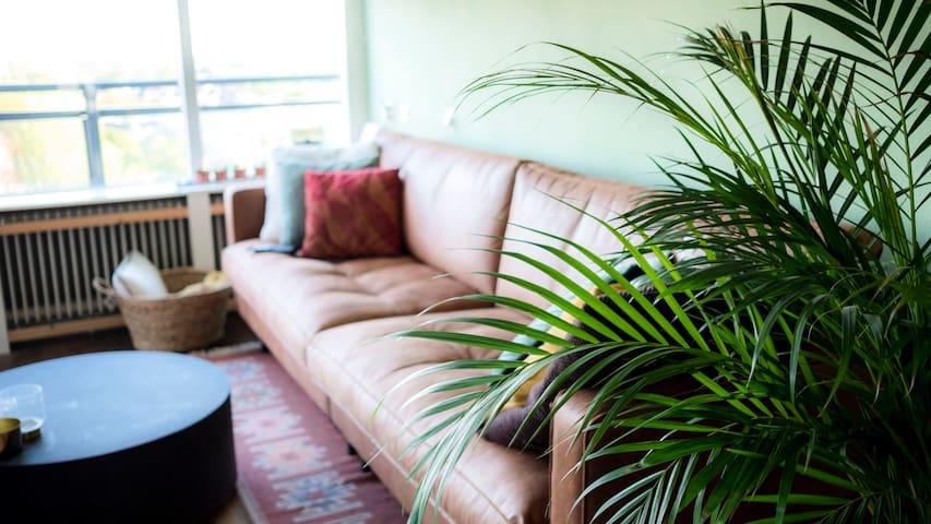 Sfeervol & ruim appartement in hartje Breda