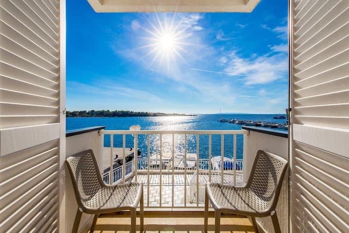 the loža- Seaside hotel- Standard Family room
