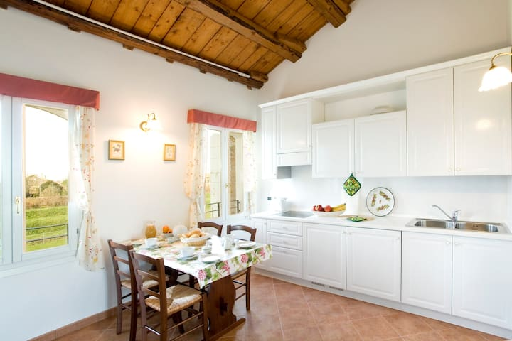Livenza - app.to in agriturismo sul fiume a Caorle - Caorle - Apartment