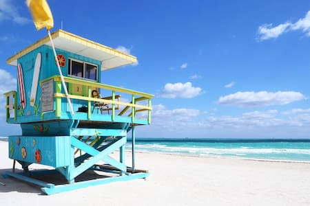 Nice Apartament at South Beach Close Beach - Miami Beach