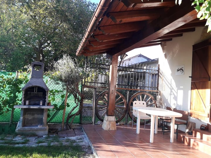 House with 5 bedrooms in Munain, with wonderful mountain view and enclosed garden