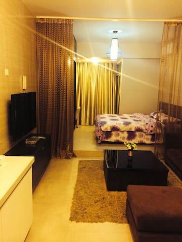 博士后实木单身公寓套房 - Fuzhou - Apartment