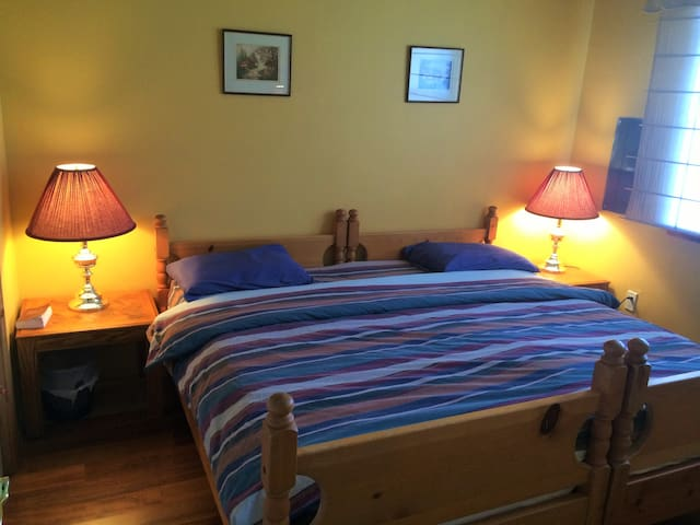 Hostel/Lodge Eastside sleeps 6 - D'Arcy