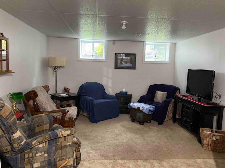 Just off Hwy 17 Close to all amenities