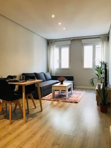 Nuevo apartamento en Madrid Centro (Chamberí)