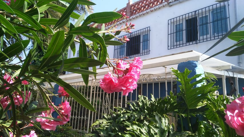 EL APARTAMENTO: charming garden apartment sea view - Motril - Departamento
